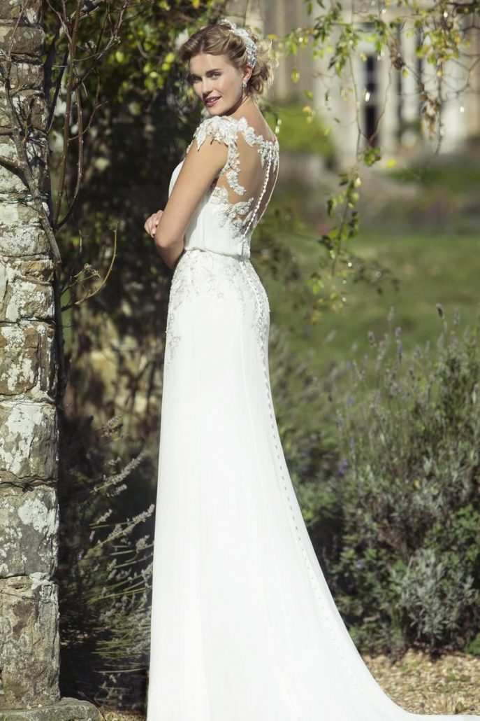 Wedding dresses lanchester bridal victoria kay blush junglespirit